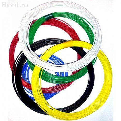 Набор пластика для 3D ручки (8 цветов)