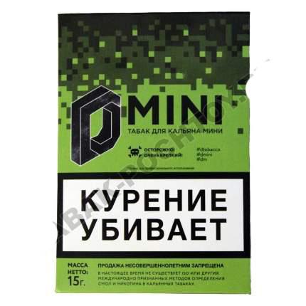 Табак D-Mini - Клубника и сливки (15 грамм)