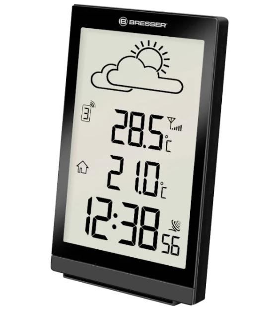 Термометр BRESSER TEMEOTREND ST Черная