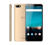 Смартфон BQ 6016L MERCURY GOLD