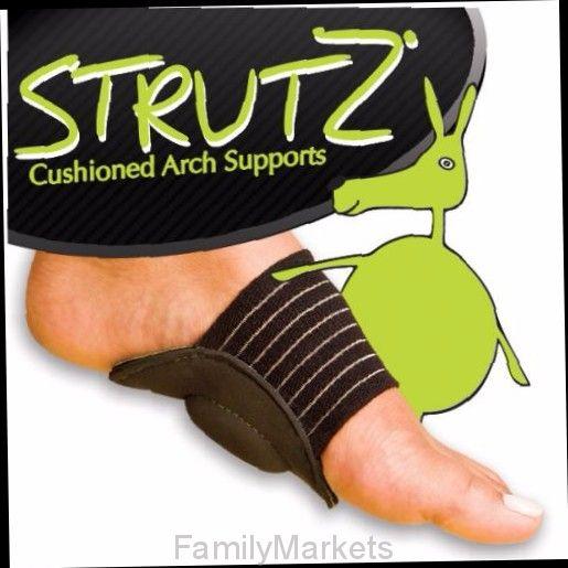 Стельки-супинатор ортопедические Strutz 2шт.