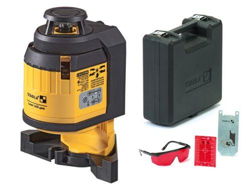 Мультилинейный лазерный прибор STABILA LAX 400