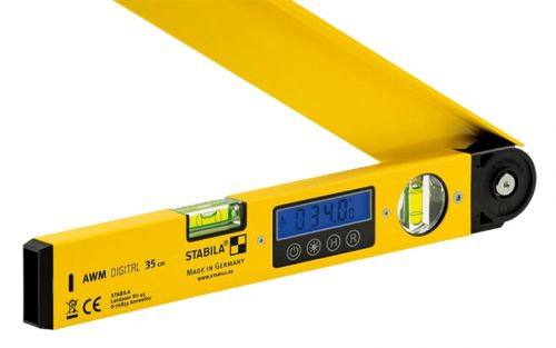 Электронный угломер STABILA AWM Digital, 35 см