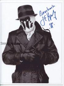 Автограф: Джеки Эрл Хейли. Хранители / Watchmen