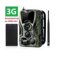 Фотоловушка Филин 200 PRO 3G с литиевым аккумулятором 5000 мАч (HC-801G-Li 3G)
