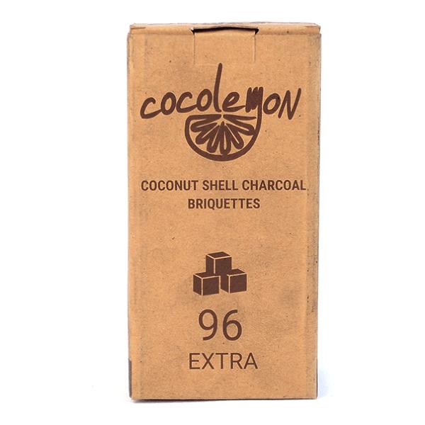 Уголь Coco Lemon (22 мм, 96 кубиков)
