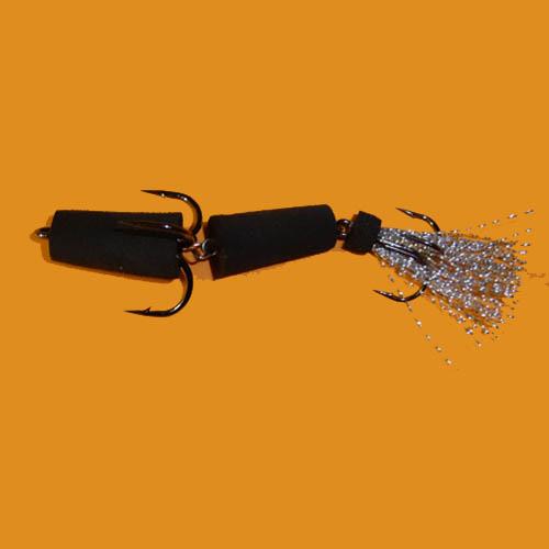 Приманка джиговая Флажок №1 черный F3000015