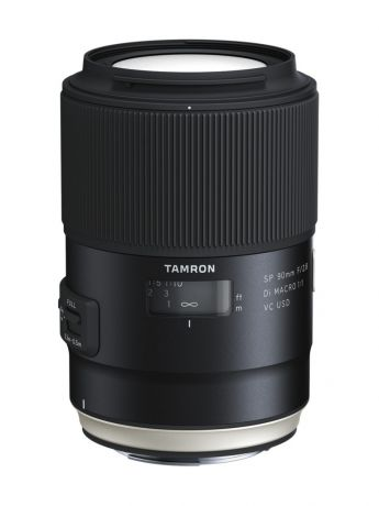 Объектив Tamron SP 90mm f/2.8 Di Macro 1:1 VC USD (F017) Canon EF