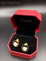 Cartier серьги Gold