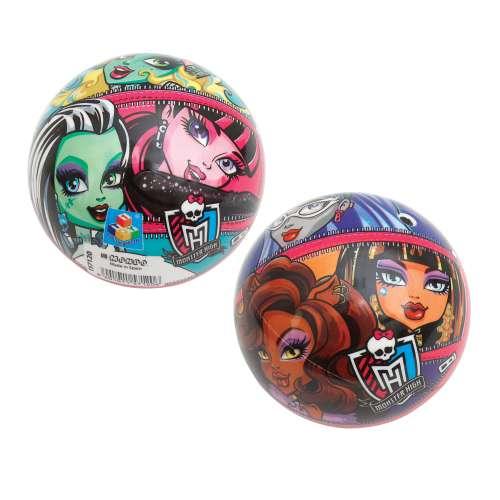 1toy Monster High Мондо мяч ПВХ, 14 см, 2 в ассортименте