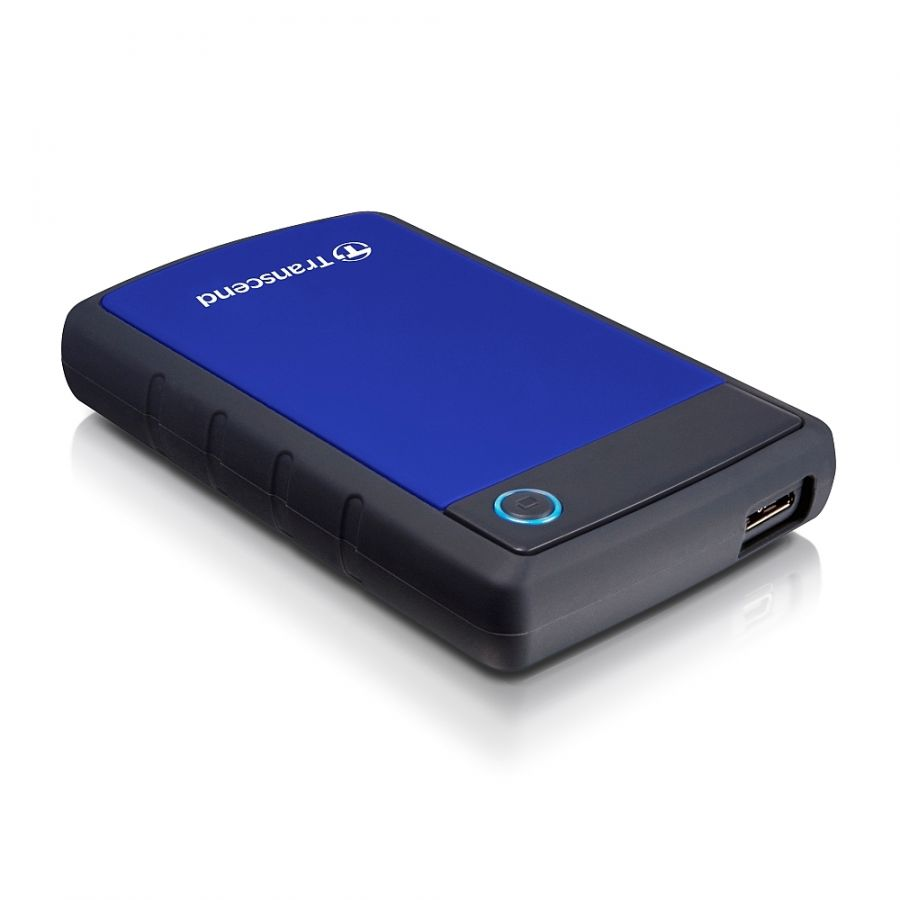 "Накопитель внешний HDD ext 2.5"" USB 2Tb TRANSCEND StoreJet (TS2TSJ25H3B)"