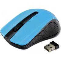 Мышь беспроводная Gembird MUSW-101-B синяя USB