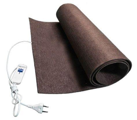Мобильный теплый пол (ткань)