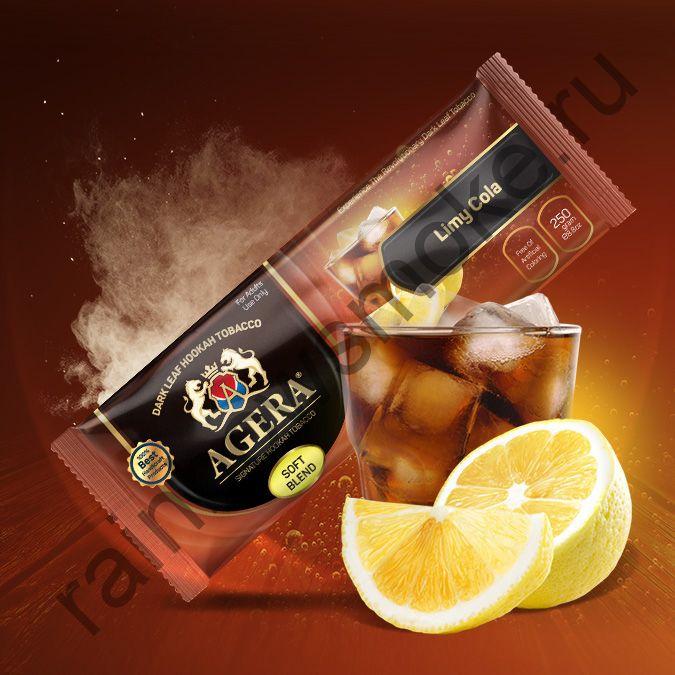 Agera Soft 250 гр - Limy Cola (Кола с Лаймом)