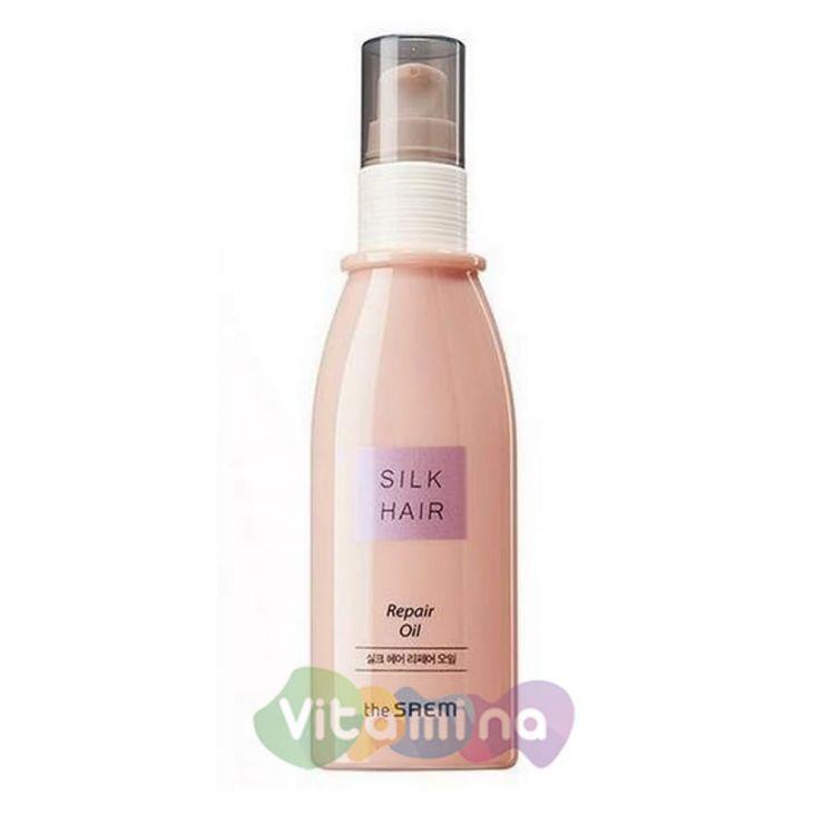 The SAEM Silk Hair Repair Oil Mist Масляный спрей для поврежденных волос