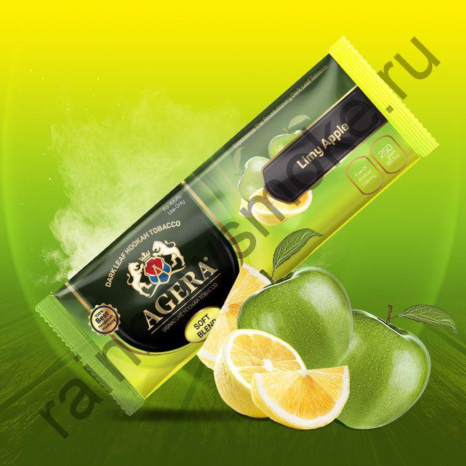 Agera Medium 250 гр - Limy Apple (Яблоко и Лайм)