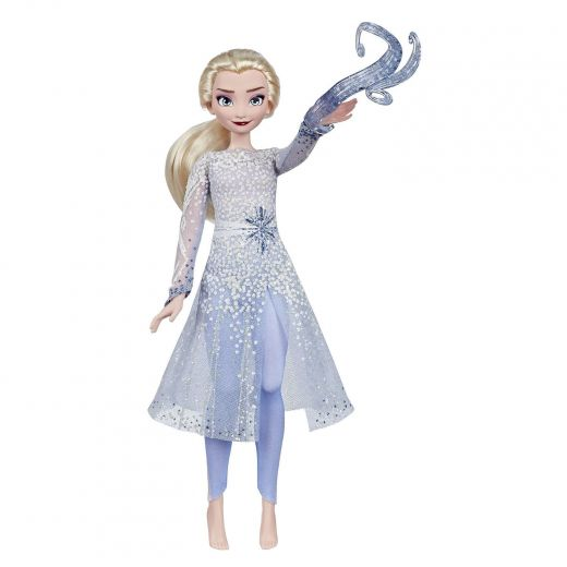 Кукла Farad Холодный ветер Эльза интерактивная