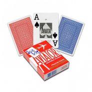 Карты Aviator покерный размер, JUMBO индекс (цвет рубашки на выбор)