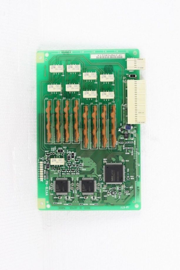 Плата 8 аналоговых абонентов NEC PN-8LCAA