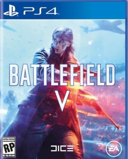 Battlefield V (5) для ps4
