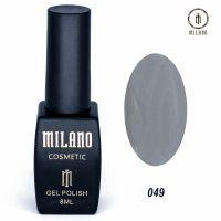 Гель-лак Milano Cosmetic №049, 8 мл
