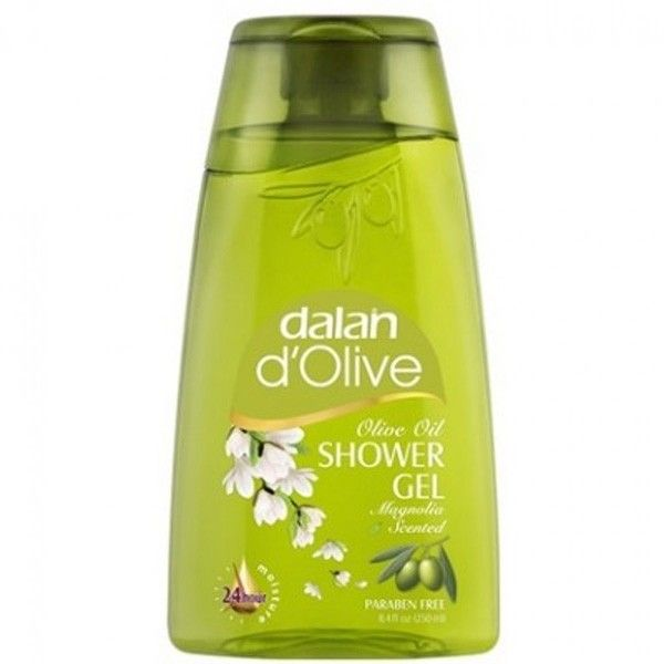 Dalan d'Olive Olive Oil Shower Gel Magnolia 250ml