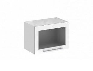 Шкаф горизонтальный со стеклом Ксения ШВГС 500