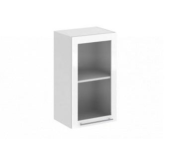 Шкаф верхний со стеклом Ксения ШВС 400