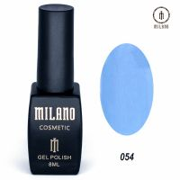 Гель-лак Milano Cosmetic №054, 8 мл