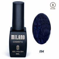 Гель-лак Milano Cosmetic №094, 8 мл
