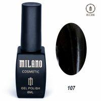 Гель-лак Milano Cosmetic №107, 8 мл