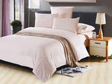 Комплект постельного белья Luxury modal  с вышивкой семейный Арт.41/003-ME