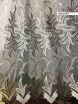 Тюль вышивка на сетке Турция 947