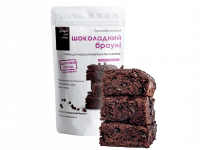 Смесь для выпечки Шоколадный брауни, 350 гр