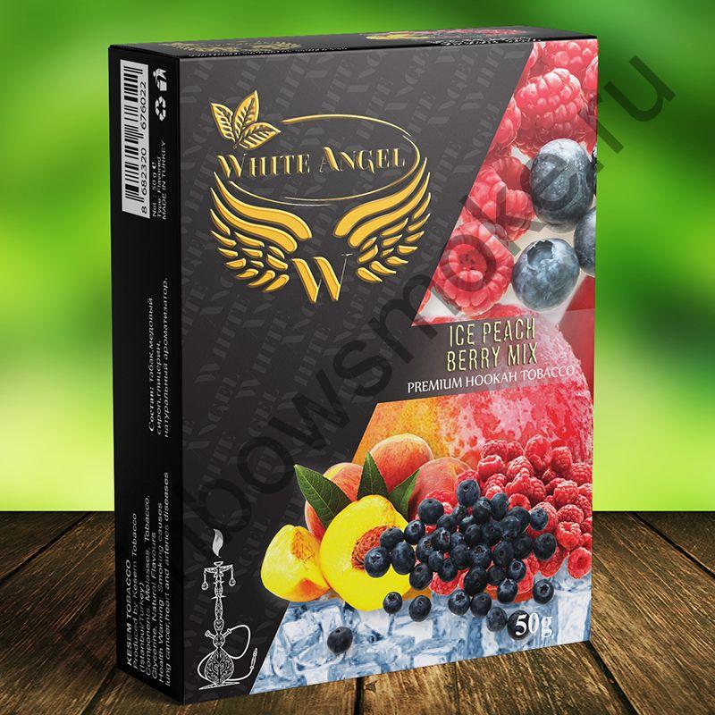 White Angel 50 гр - Ice Peach Berry Mix (Ледяной Персик Ягодный Микс)