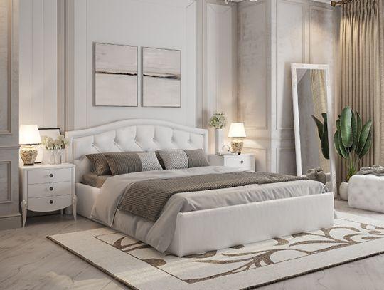 """Мягкая кровать """"Верона"""""""