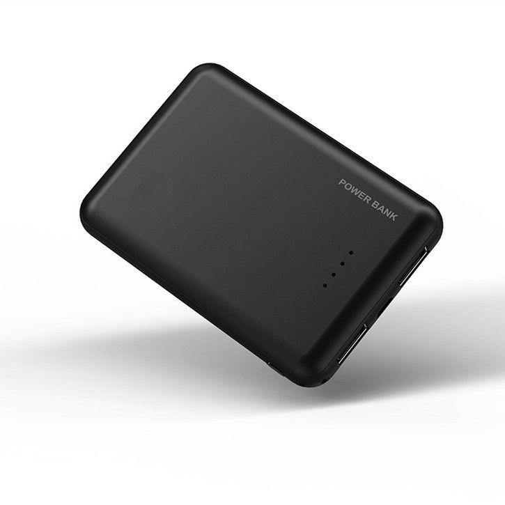 Портативный аккумулятор EZRA PB01 Черный (5000mAh)