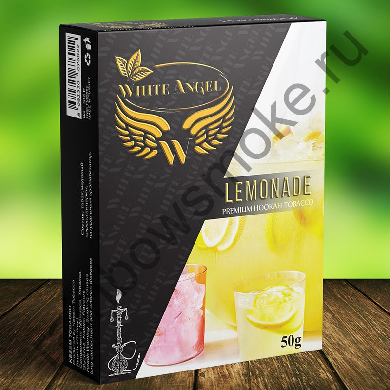 White Angel 50 гр - Lemonade (Лимонад)