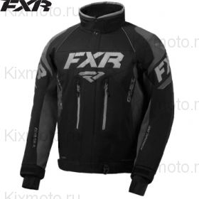 Куртка FXR Adrenaline, Черно-серая