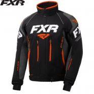 Куртка FXR Adrenaline, Черно-оранжевая