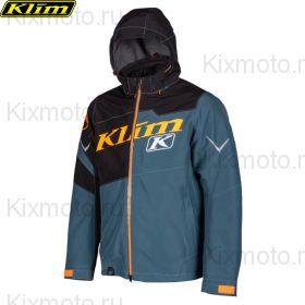 Куртка Klim Instinct, Сине-оранжевая мод. 2021