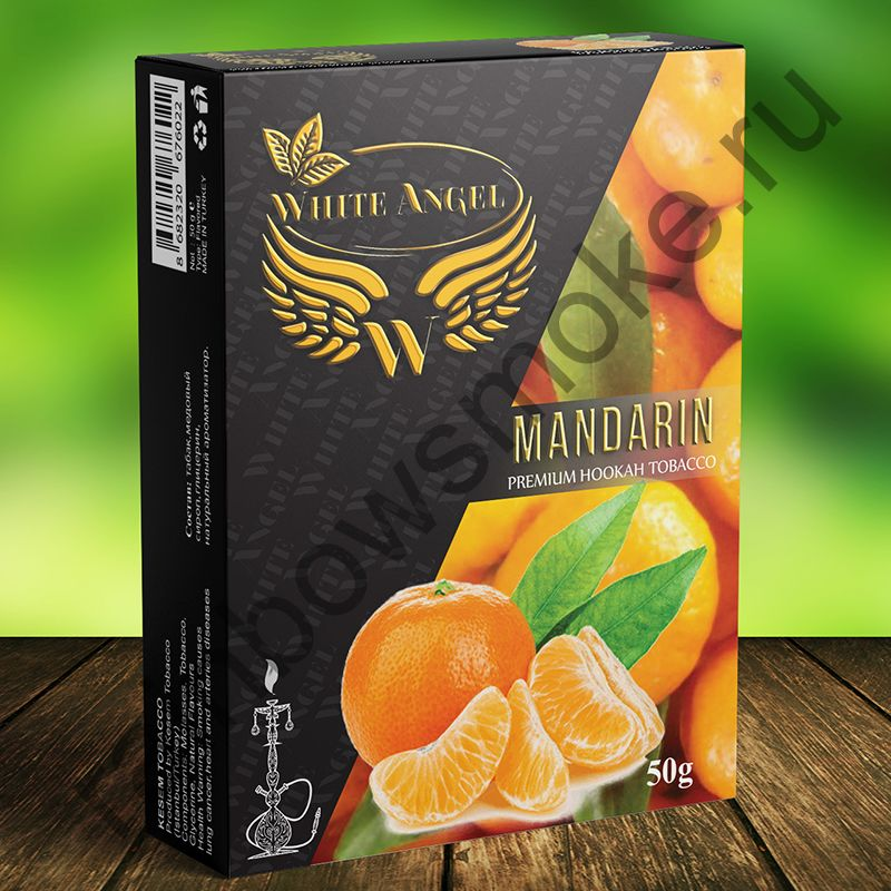 White Angel 50 гр - Mandarin (Мандарин)