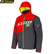 Куртка Klim Instinct, Красно-серая мод. 2021