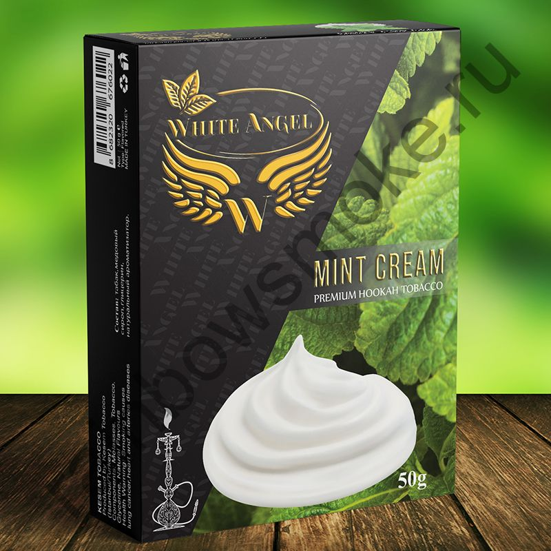 White Angel 50 гр - Mint Cream (Мятный Крем)