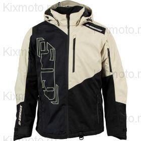 Куртка 509 R-200 Insulated, Черно-бежевая мод. 2021г.