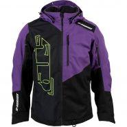 Куртка 509 R-200 Insulated, Черно-фиолетовая мод. 2021г.