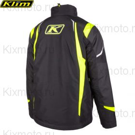 Куртка Klim Klimate, Черно-светоотражающая мод.2021