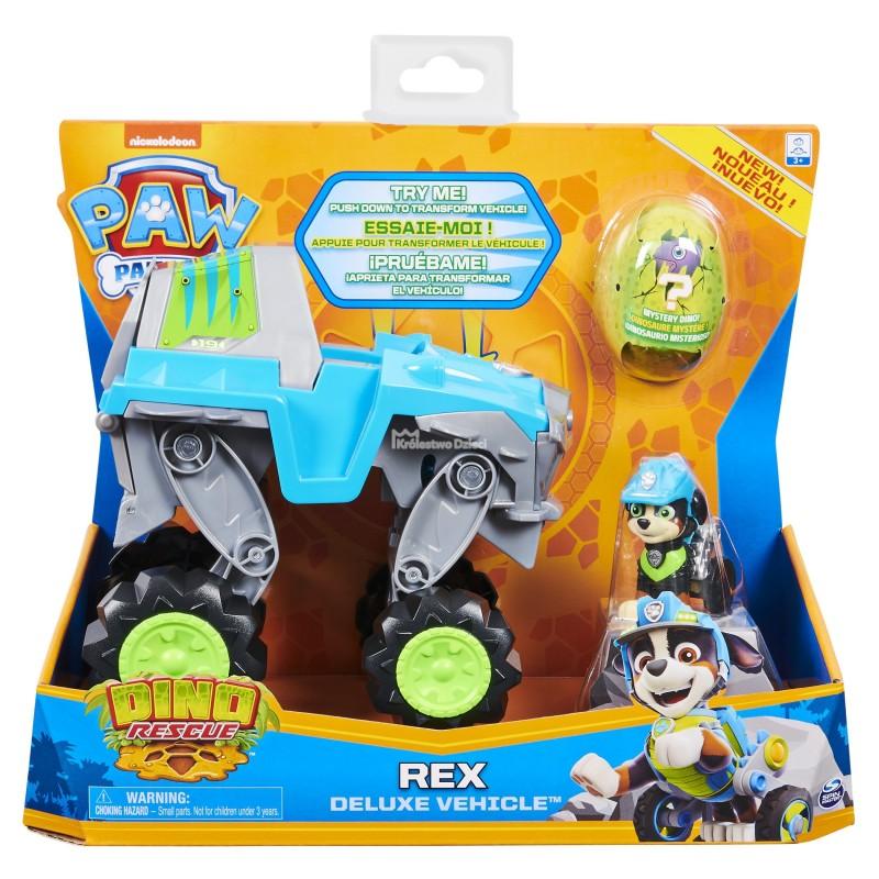 Щенячий патруль  Rex Dino