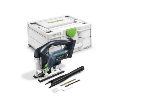 Лобзик аккумуляторный CARVEX PSBC 420 EB-Basic Festool