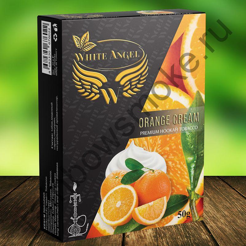 White Angel 50 гр - Orange Cream (Апельсиновый Крем)